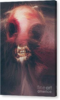 Folkloric Canvas Print - Wraith Of The Monstrous Minotaur by Jorgo Photography - Wall Art Gallery