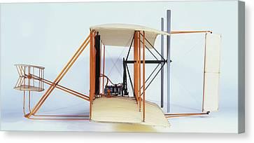 Wright Flyer Canvas Print by Dorling Kindersley/uig