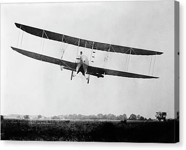 Wright Model H Airplane Canvas Print
