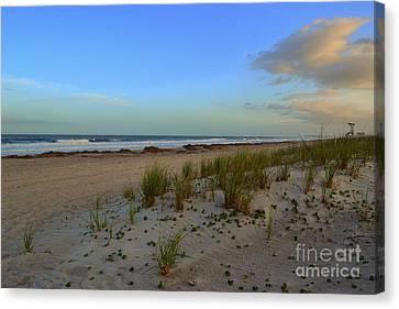 Wrightsville Beach Dune Canvas Print
