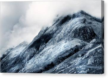 Wuthering Heights. Glencoe. Scotland Canvas Print