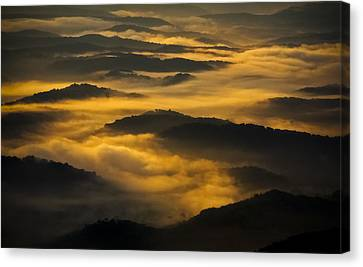 Wva Sunrise 2013 June II Canvas Print
