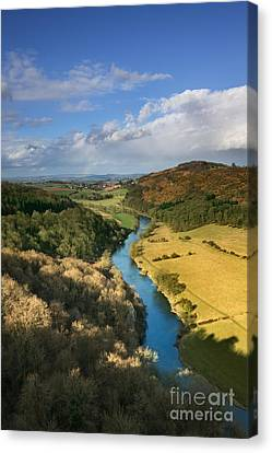 Wye Valley From Symonds Yat Canvas Print