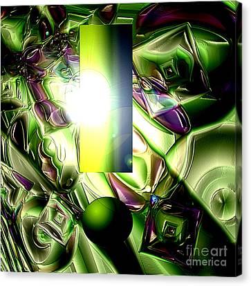 Canvas Print - X-point1 by Dan Sheldon