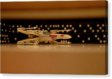 X Wing Canvas Print