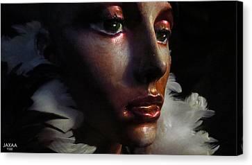Y550 Canvas Print