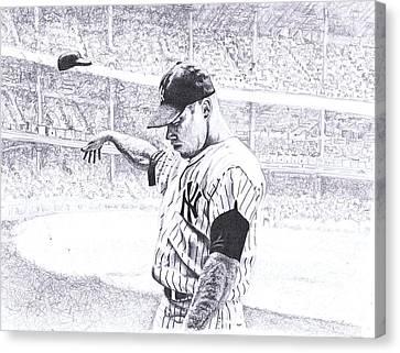 Yankee Forever Canvas Print