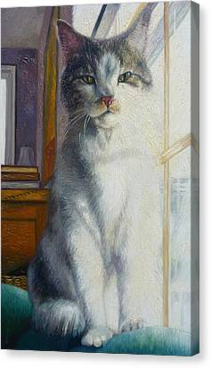 Yankee Canvas Print by Gregg Hinlicky