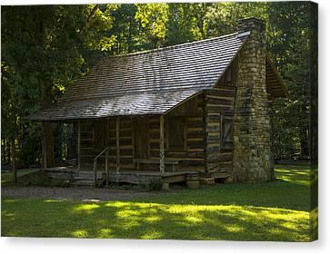 Yeoman Farmhouse At Kings Mountain Canvas Print