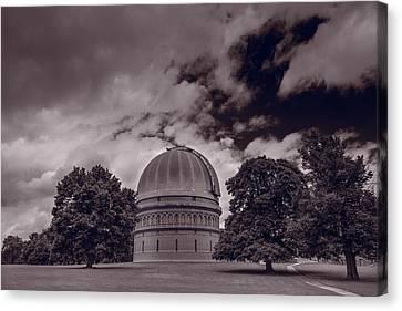 Lake Geneva Wisconsin Canvas Print - Yerkes Observatory Wisconsin by Steve Gadomski
