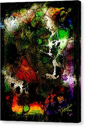 Synapsis Canvas Print