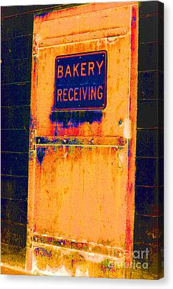 Canvas Print featuring the photograph Yesterday's Bread by Christiane Hellner-OBrien