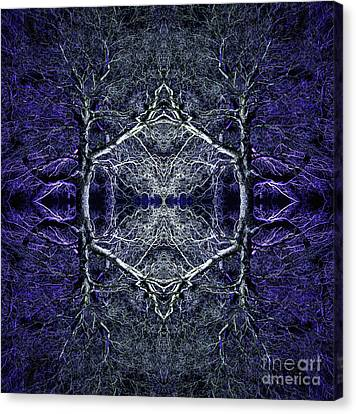 Yggdrasil Canvas Print by Tim Gainey