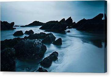 Yilan Coast Canvas Print