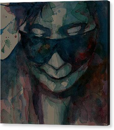 I Don't Know Why Canvas Print by Paul Lovering