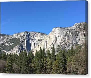 Yosemite Canvas Print by Rock Star