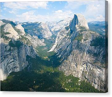 Yosemite Summers Canvas Print by Heidi Smith