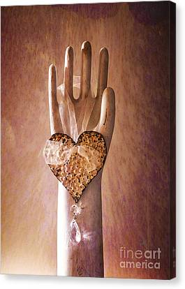 You Can Have My Heart Canvas Print by Terry Rowe