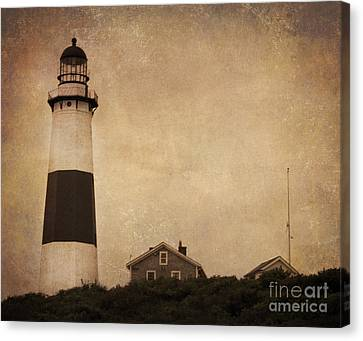 Your Night Light Canvas Print by A New Focus Photography