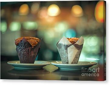 Bakery Canvas Print - Your Sweetness Is My Weakness by Evelina Kremsdorf