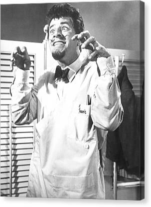Youre Never Too Young, Jerry Lewis, 1955 Canvas Print