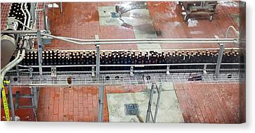 Yuengling Brewery Canvas Print by Jim West