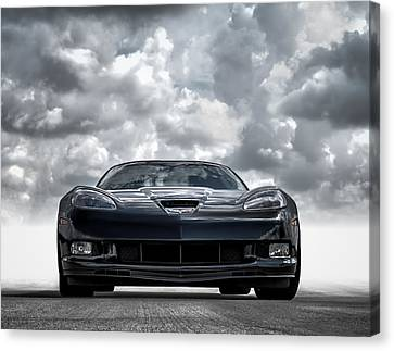 Z06 Canvas Print by Douglas Pittman