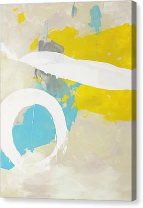 Zero Sum  C2012 Canvas Print by Paul Ashby