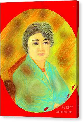 Zhang Yin Queen Of Containerboards Great Chairwoman Of Nine Dragons Paper Industries Canvas Print