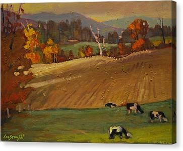 Ziemba Farm Canvas Print