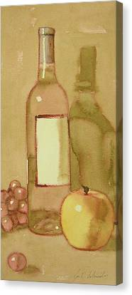 Zinfandel One Canvas Print