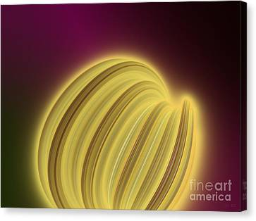 Zing Canvas Print by R Muirhead Art