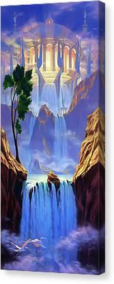 Zion Canvas Print