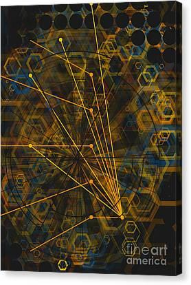Zorg Canvas Print by Jose Benavides