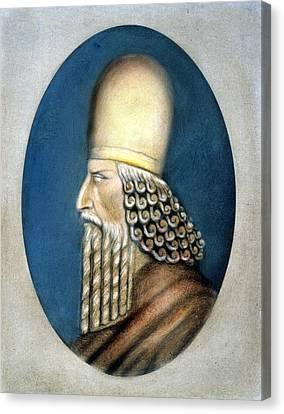 Zoroaster (c628-c551 B Canvas Print by Granger