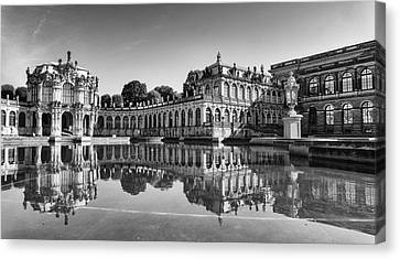 Zwinger Dresden Canvas Print by Thomas Christoph