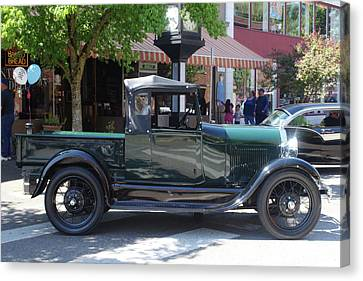 29 Ford Pickup Canvas Print