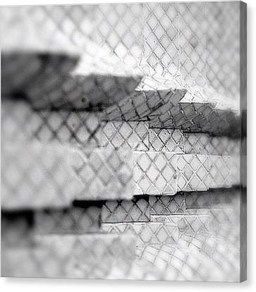 >>>.. #angles #thailand #wat #temple Canvas Print by A Rey