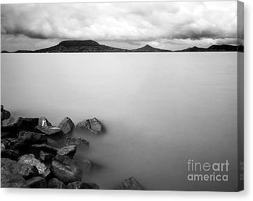 Calm Canvas Print by Odon Czintos
