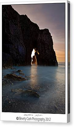 Gateway To The Sun Canvas Print