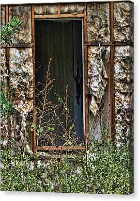 No Door Canvas Print