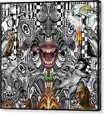 01904026col Canvas Print by Michael Yacono
