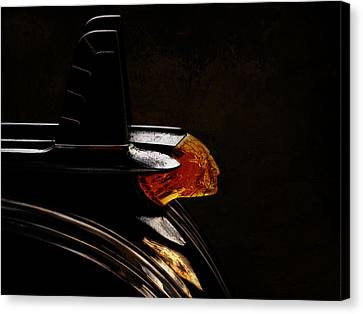 1953 Pontiac Indian Chief Canvas Print