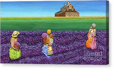 A Moment Canvas Print by Anne Klar
