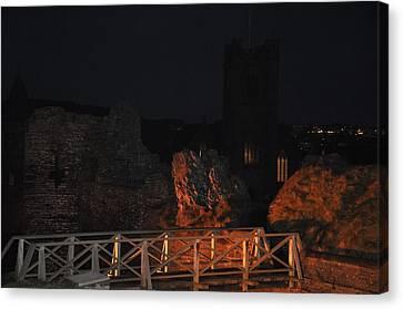 Aberystwyth Canvas Print