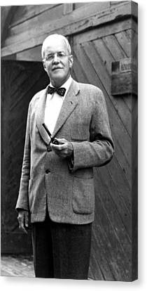 Allen Dulles, One-time Director Canvas Print by Everett