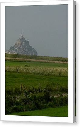 Canvas Print featuring the photograph Almost There by Frank Wickham