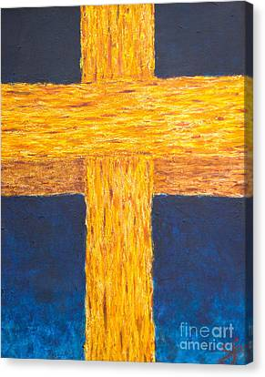 Amazing Grace 2 Canvas Print
