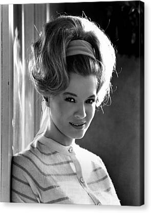 Angie Dickinson, Ca. 1966 Canvas Print by Everett