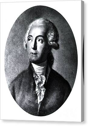 Antoine-laurent Lavoisier, French Canvas Print by Science Source